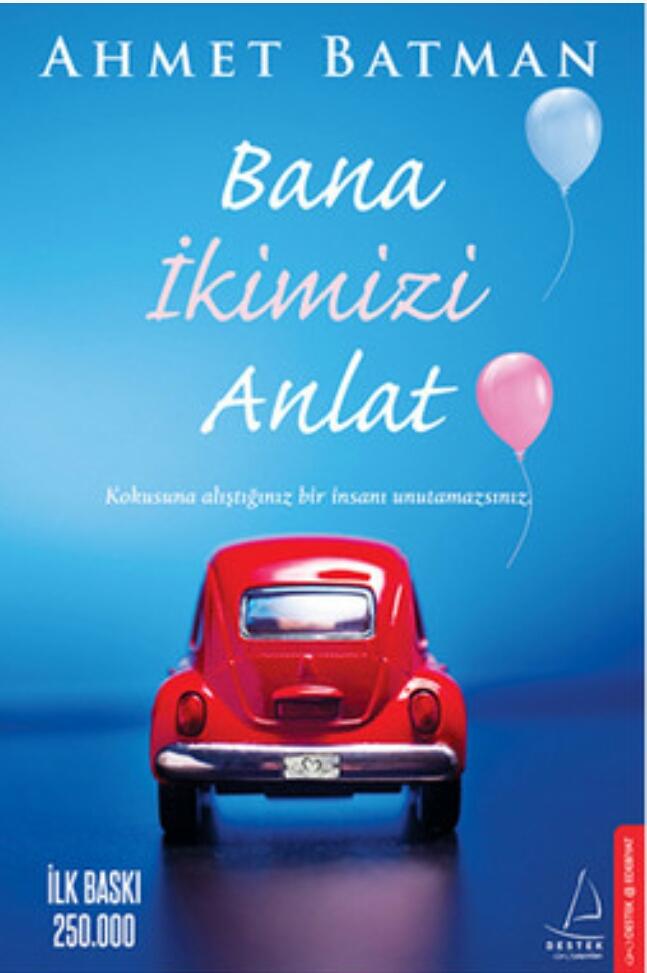 """Ahmet Batman """"Bana ikimizi anLat"""""""